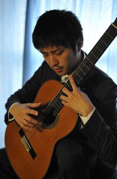 【上野入谷 秋葉原教室 クラシックギター担当 】栗田和樹講師 コンサート情報